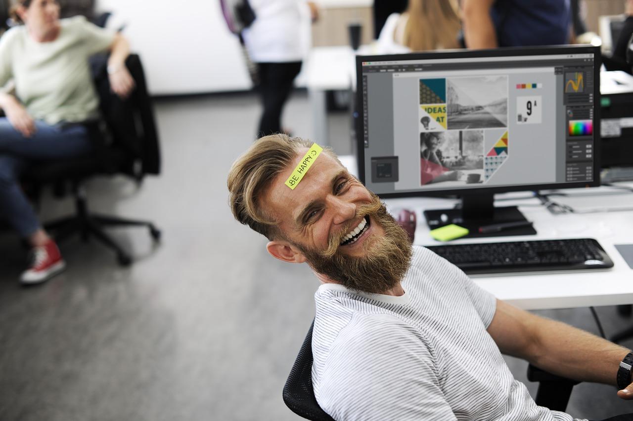 Czy praca może być przyjemna ?