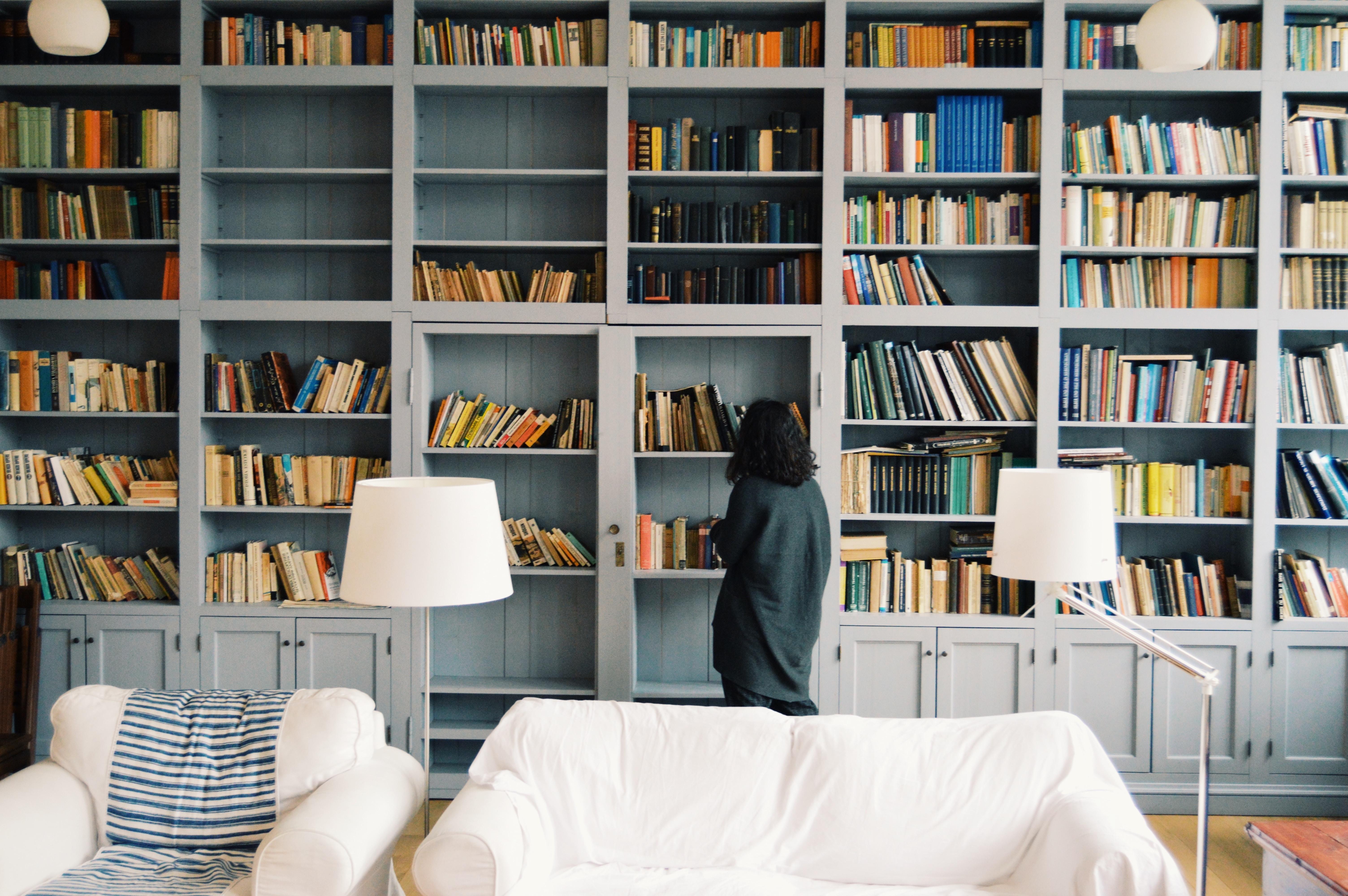 Jak polubić czytanie książek